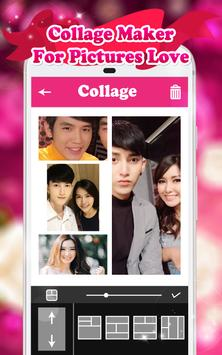 Love Collage Maker For Picture poster