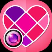 Heart Photo Collage icon