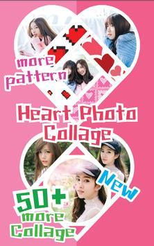 Heart Photo Collage screenshot 2
