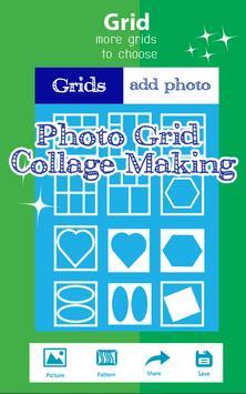 Photo Grid Collage Making screenshot 1