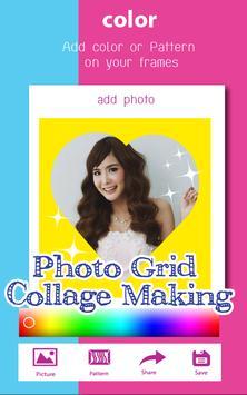 Photo Grid Collage Making screenshot 2