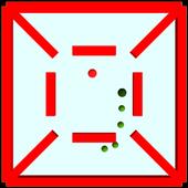 Retro Snake 3D icon