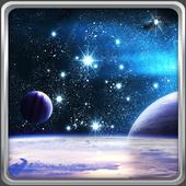 Cosmos Live Wallpaper icon