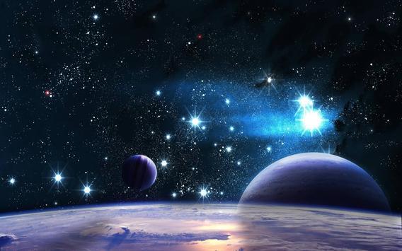 Cosmos Live Wallpaper screenshot 5