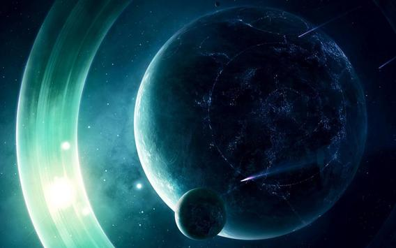 Cosmos Live Wallpaper screenshot 6