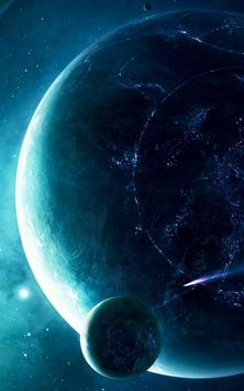 Cosmos Live Wallpaper screenshot 1