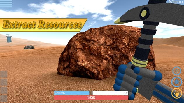 Cosoult Survival to Mars apk screenshot