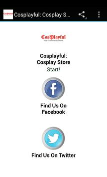 Cosplay Store -Cosplayful.com poster