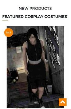 Cosplay Store -Cosplayful.com screenshot 2