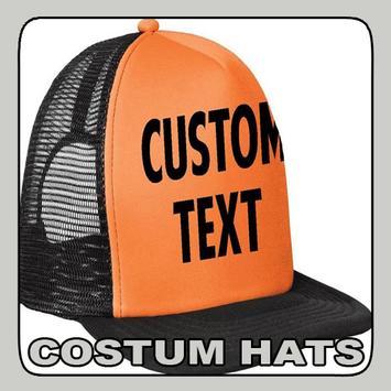 Costum Hats poster
