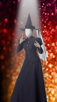Costume Photo Montage poster
