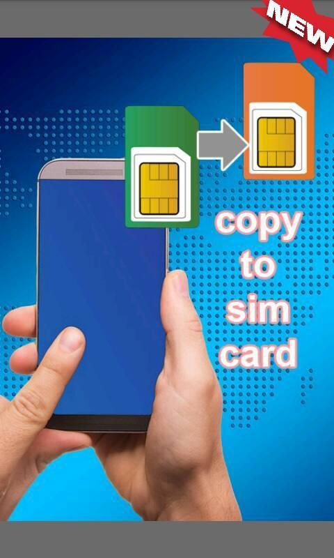 copier contact sur carte sim copier sur carte sim to contacts   A large area for Android   APK