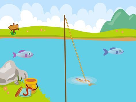 ChanMaliChan Fishing Game poster