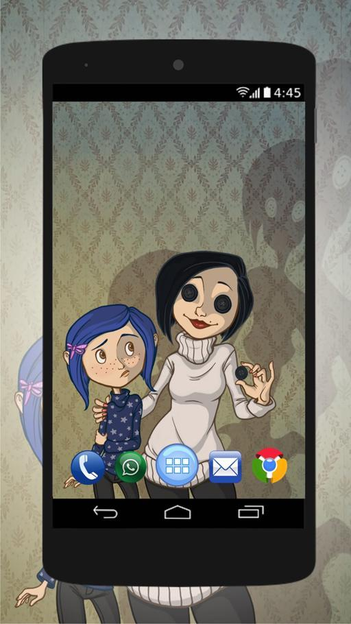 Coraline Wallpaper Hd For Android Apk Download