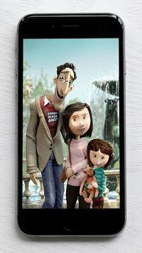 Coraline Wallpapers Free poster
