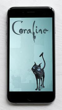 Coraline Wallpapers Free screenshot 2