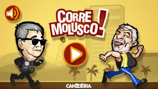 Corre Molusco poster