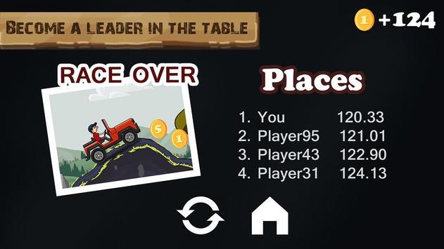 Country Hill Racing PRO apk screenshot
