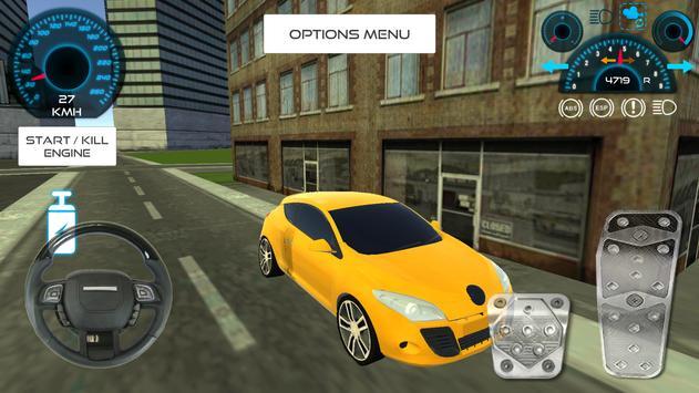 Coupe Racing Car Rider apk screenshot