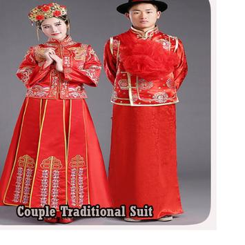CoupleTraditionalSuit poster