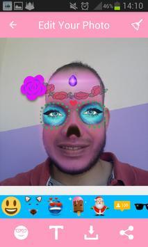 Camera Face Filters screenshot 1