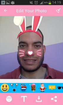Camera Face Filters screenshot 4
