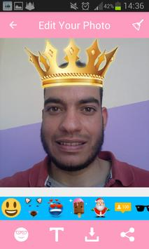 Camera Face Filters screenshot 5