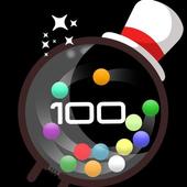 100 POP free game icon