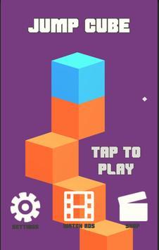 Jump Super Cube poster