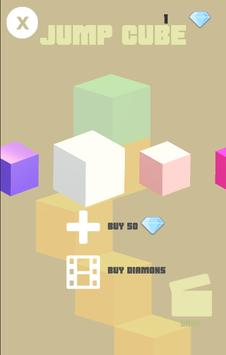 Jump Super Cube apk screenshot