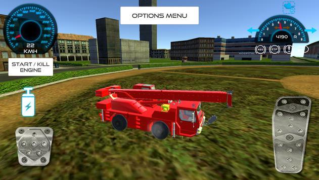 Crane City Driving apk screenshot
