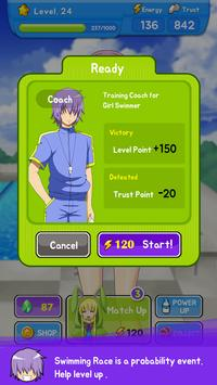 Coach Story : Girl Trainning apk screenshot