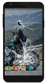 Cracked Screen poster