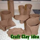 Craft Clay idea icon