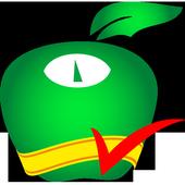 رجيم التفاح : سريع ومضمون icon