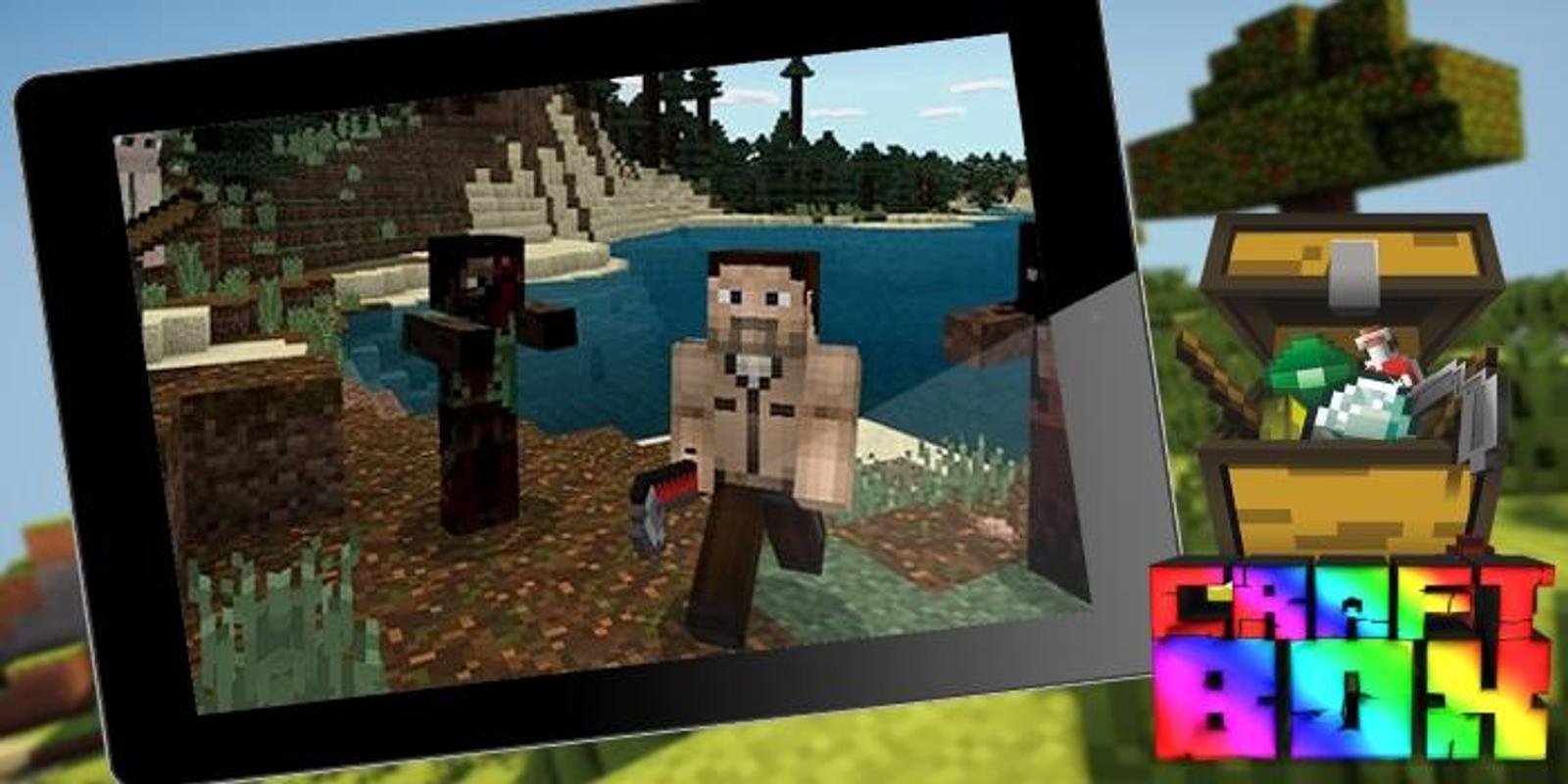 minecraft crafting dead map download free
