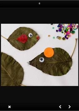 Craft Dried Leaves capture d'écran 14