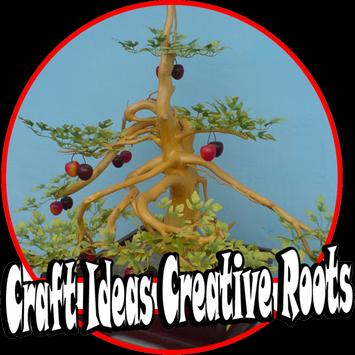 Craft Ideas Creative Roots poster