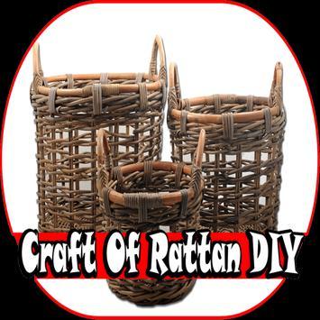 Craft Of Rattan DIY poster
