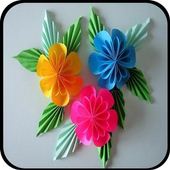Craft Paper Flowers icon