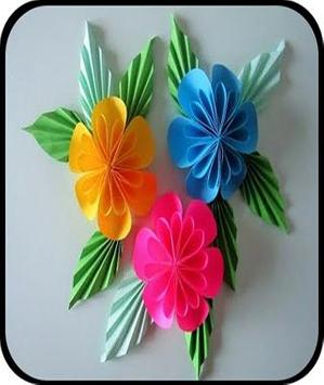 Craft Paper Flowers apk screenshot