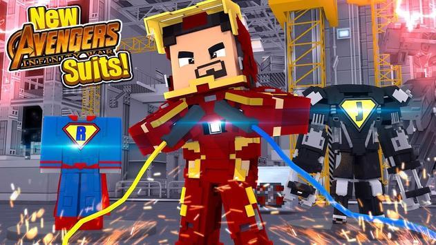 Avengers Skins screenshot 3