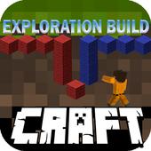 block icraft exploration icon