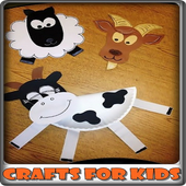 Crafts For Kids icon