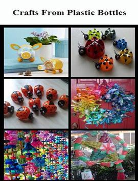 Crafts From Plastic Bottles poster