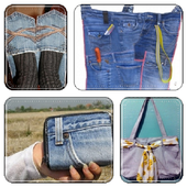 Crafts From Jeans icon