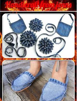 Crafts From Jeans poster