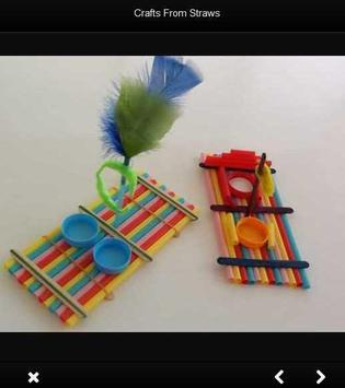 Crafts from straws screenshot 8