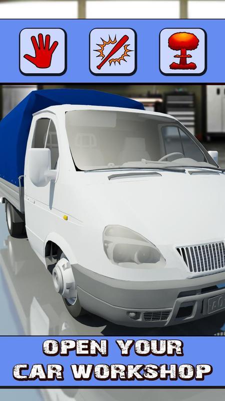 Crash Car Gazelle Simulator APK Download - Free Simulation GAME for ...