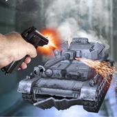 Crash Tank Simulator 2017 icon